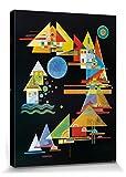 1art1 Wassily Kandinsky - Spitzen Im Bogen, 1927 Bilder
