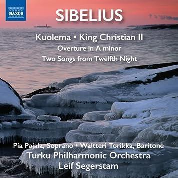 シベリウス:劇音楽「クオレマ」/組曲「クリスティアンII世」他