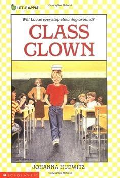 Paperback Class Clown Book