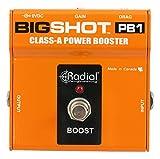 Tonebone BigShot PB1 Guitar Effects Switcher - Orange