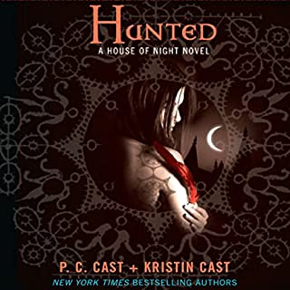 Hunted     House of Night Series, Book 5              Auteur(s):                                                                                                                                 P. C. Cast,                                                                                        Kristin Cast                               Narrateur(s):                                                                                                                                 Jenna Lamia                      Durée: 11 h et 14 min     8 évaluations     Au global 5,0