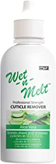Pro Nail Wet & Melt Professional Strength Cuticle Remover (4 oz)