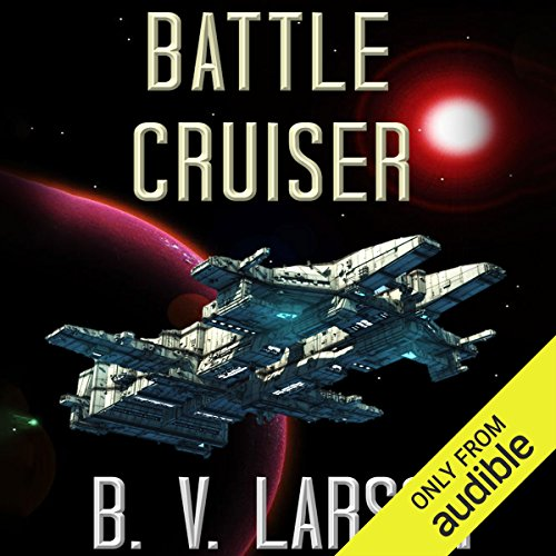 Battle Cruiser     Lost Colonies, Book 1              Written by:                                                                                                                                 B. V. Larson                               Narrated by:                                                                                                                                 Edoardo Ballerini                      Length: 13 hrs and 9 mins     4 ratings     Overall 4.3