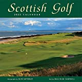 2022 Scottish Golf - Scotland Calendar