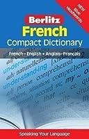 Berlitz French Compact Dictionary: French-English/Anglais-FranCais (Berlitz Compact Dictionary) by Berlitz Publishing(2012-04-01)