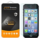 (2 Pack) Supershieldz for iPhone 4S and iPhone 4 Tempered Glass Screen Protector, Anti Scratch, Bubble Free