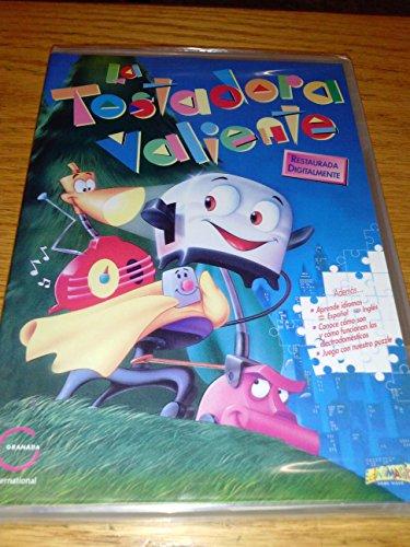 LA TOSTADORA VALIENTE DIBUJOS DVD