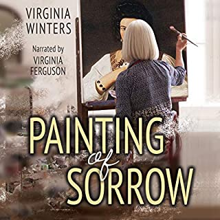 Painting of Sorrow audiobook cover art