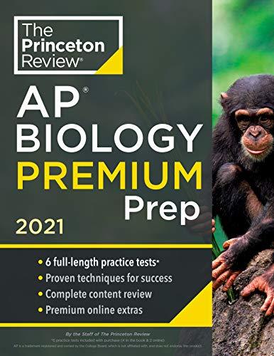 Princeton Review AP Biology Premium Prep