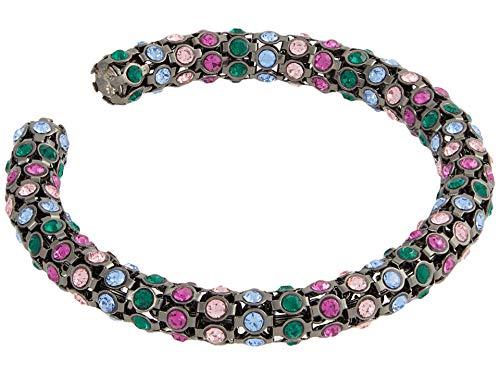 Kate Spade New York Adore-Ables Pave Flex Cuff Bracelet Multi One Size
