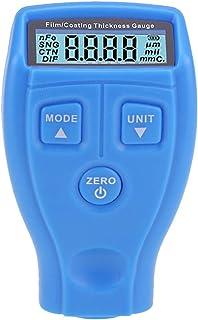 Sangmei Medidor de espessura de revestimento GM200 Medidor de espessura de tinta LCD digital testador de teste de espessur...