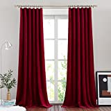Nicetown Room Soundproofing Curtains