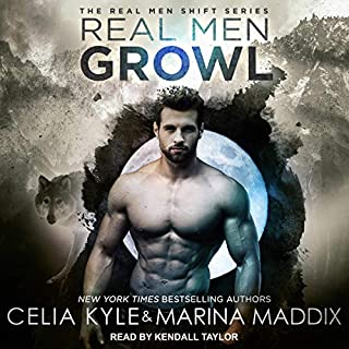 Real Men Growl cover art