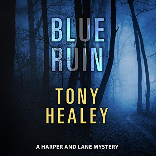 Blue Ruin audiobook cover art