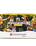 Musement Giftbox Le Strade del Vino (Premium) - Cofanetto Regalo - Esperienze enogastronomiche e degustazioni