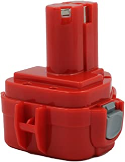 Sponsored Ad – KINSUN Replacement Power Tool Battery 12V 3.0Ah Ni-Mh for Makita Cordless Drill Impact Driver PA12 1220 122...