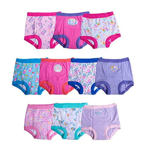 Peppa Pig Baby Potty Training Pants Multipack, PeppaGTraining (10pack), 3T