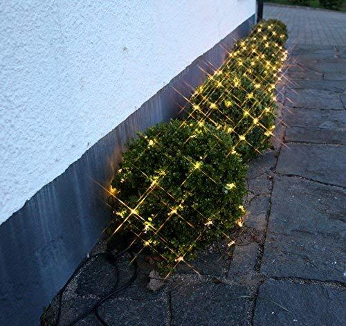 Best Season 491-20 System 24 LED Filet lumineux 42-L Lumière blanche chaude 1 x 1 m