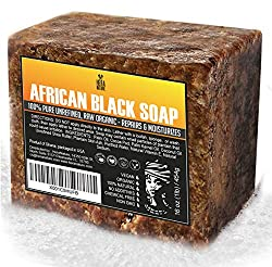 Best African black soap