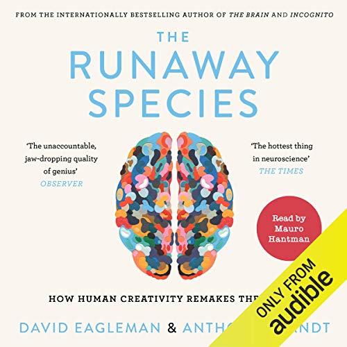 The Runaway Species cover art