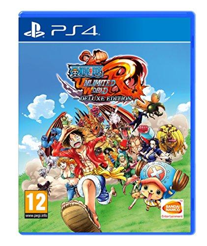 Le jeu vidéo PS4 de One Piece Deluxe Edition