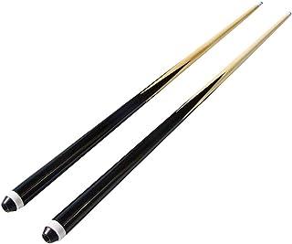 SUNWIN 19Inch Pool Cue for Kids,Hardwood Billiard Cue Stick for Childs Set of 2,Mini Cue Stick