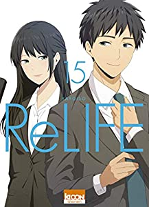 ReLIFE Edition simple Tome 15