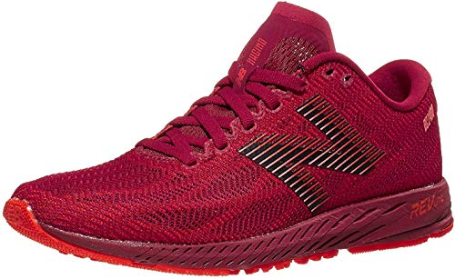 New Balance Women's 1400 V6 Running Shoe, Neo Crimson/Neo Flame, 9