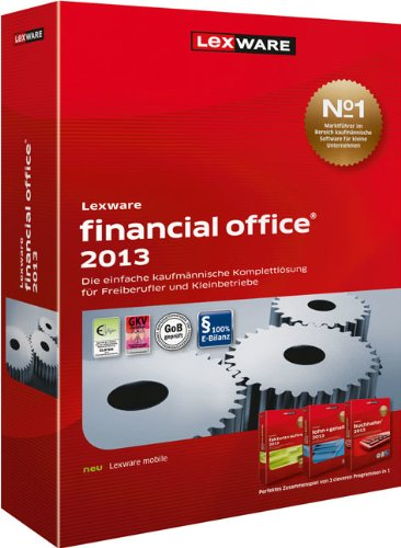Lexware Financial Office Juli 2013 (Version 17.50) [import allemand]