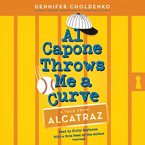 Al Capone Throws Me a Curve audiobook cover art