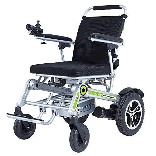 Carrozzina elettrica intelligente pieghevole completamente automatica leggera Airwheel H3S / T