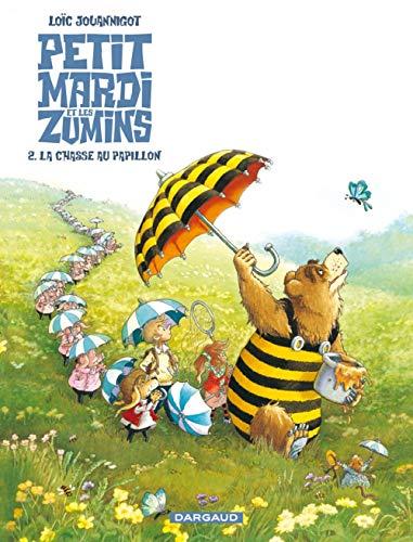 Petitmardi et Les Zumins - tome 2 - La chasse au papillon (2)