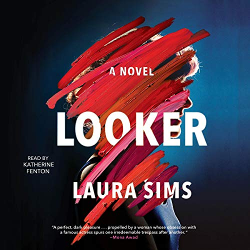 Looker audiobook cover art