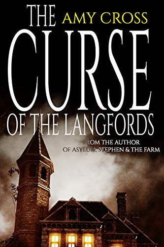 Book's Cover of The Curse of the Langfords (English Edition) Versión Kindle