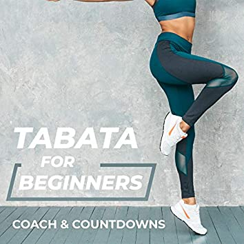 Tabata for Beginners with Coach & Countdowns (94 Bpm)