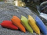 CAÑETE - Cojín Turia 50x50 cm - Color Azafata