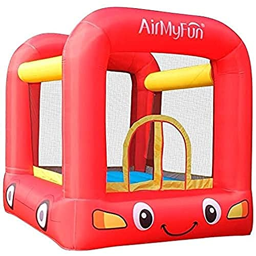 AirMyFun Château Gonflable de Trampoline pour Enfants...