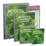 Modern Essentials 11th Ed. Bundle, Essential Oil Reference Books with doTERRA Oil Names, ME Hardcover, ME Handbook, Intro to Me, Reference Card & ME Simple Solutions, 2019