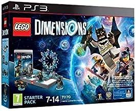 Lego Dimensions PS3 Starter Pack juego de construcción