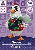 Animal Crossing Happy Home Designer Amiibo Card Goose 082/100
