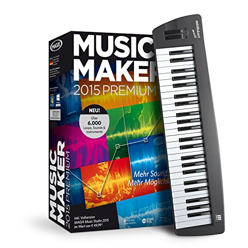 MAGIX Music Maker 2015 Control