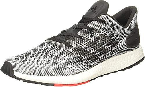adidas Men's Pure Boost DPR Running Shoes, Black (Core Black/FTWR White), 7 UK