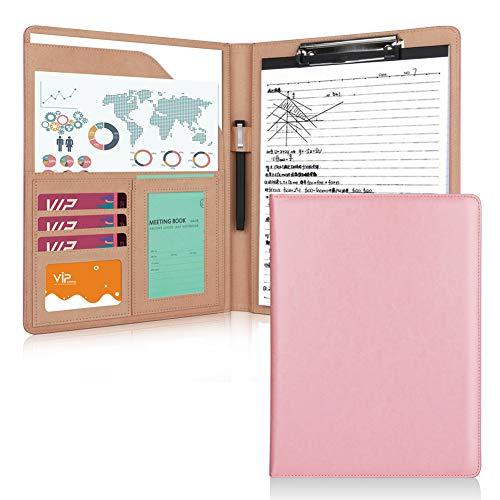 Junior Padfolio Clipboard Padfolio/Resume Portfolio Folder with Size...