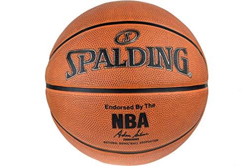 Spalding Unisex Adult 83569Z_6 - Balón de Baloncesto, Color Naranja, 6