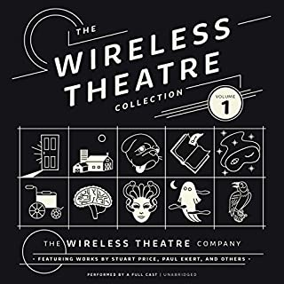 The Wireless Theatre Collection, Vol. 1 audiobook cover art