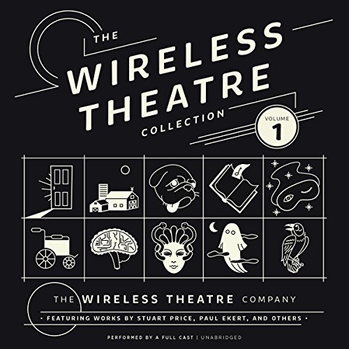 The Wireless Theatre Collection, Vol. 1 cover art