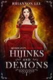 Hijinks and Demons: A Reverse Harem Fantasy Romance Adventure (Queen Lucy Book 3)