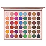 BINMUO Eyeshadow Palette 48 Color Matte Mashed Potato Eyeshadow Palette (Multicolor)