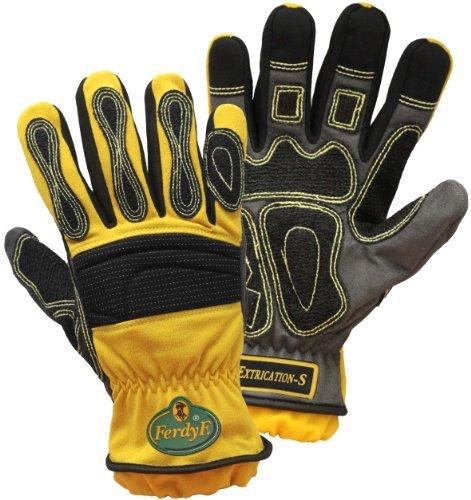FerdyF. Mechanics Extrication-S 1995S Elasthan Montagehandschuh Größe (Handschuhe): 10, XL EN 388 CAT II 1 Paar
