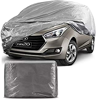 Capa Para Cobrir Carro Forro Impermeável Hyundai Hb20 Tamanho P
